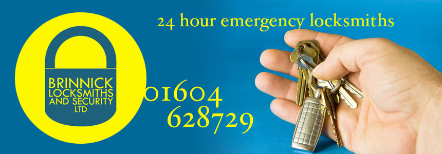Emergency Locksmiths Northampton